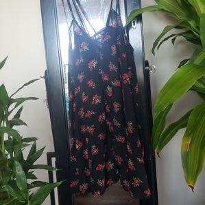 Mini Floral Dress ONE SIZE FITS ALL.